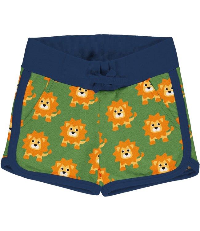 Maxomorra Runner shorts Lion