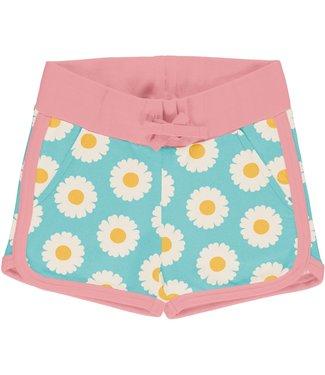 Maxomorra Runner shorts Daisy