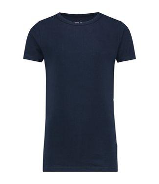 Vingino T-shirt ronde hals Basic Blauw