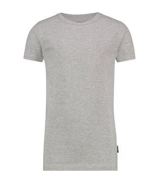 Vingino T-shirt  ronde hals grijs