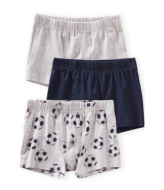 Name it Boxer short Football mini 3-pack