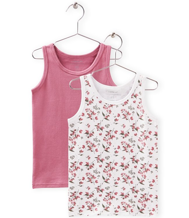 Name it Camisole Heather Rose 2-pack