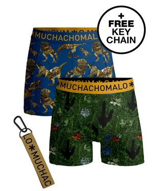 Muchachomalo Boxer trunks T-Rex 2-pack