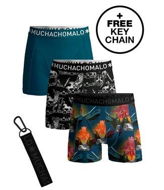 Muchachomalo Boxer trunks King Arthur   3-pack