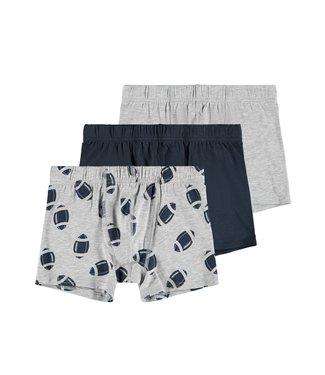 Name it Boxershorts Rugby 3-pack