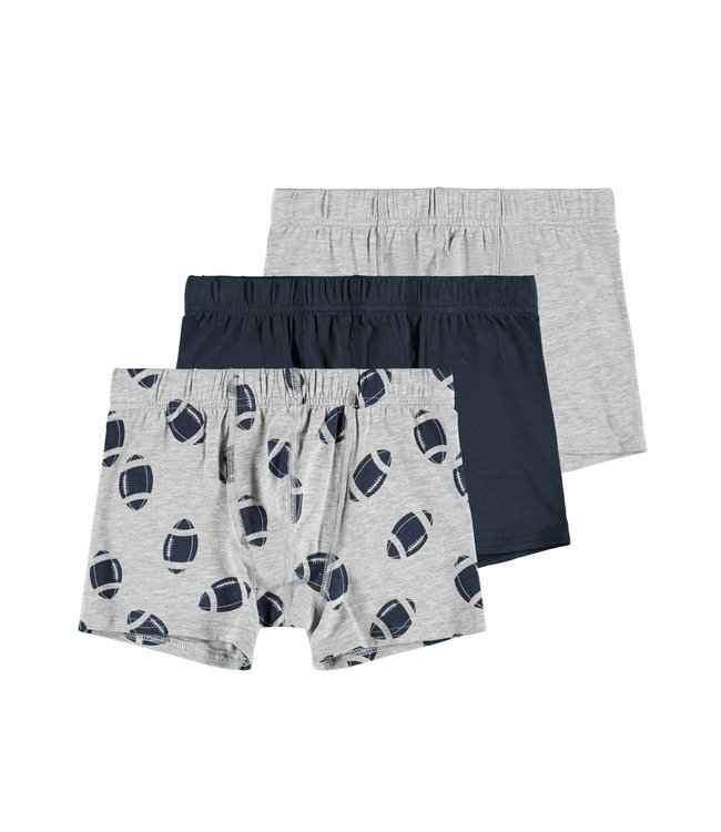 Name it Boxer shorts Rugby 3-pack