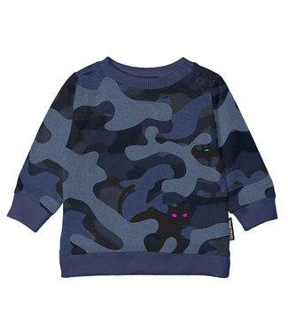 SNURK Baby sweater Paper Nights