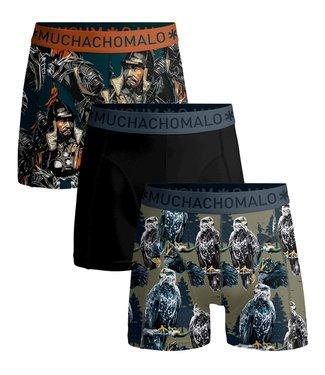Muchachomalo Boxershort Mongolian 3-pack