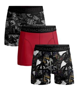 Muchachomalo Boxershort Punk 3-pack