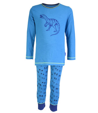 Claesen's Pyjama long john Foot Steps