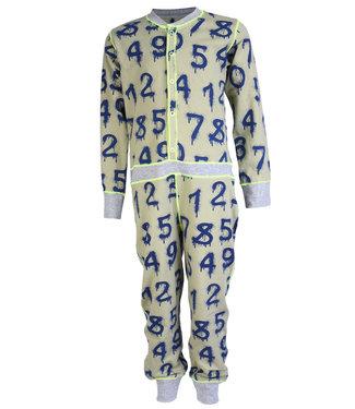 Claesen's Pyjama onesie Numbers