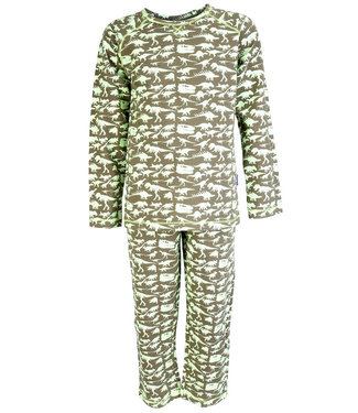 Claesen's Pyjama Dino Glow in the Dark