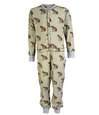 Claesen's Pyjama onesie Cheetah