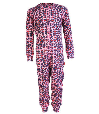 Claesen's Jumpsuit Zebra Leopard