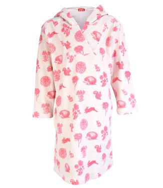 Claesen's Lounge Sweater cotton velvet Pink Autumn