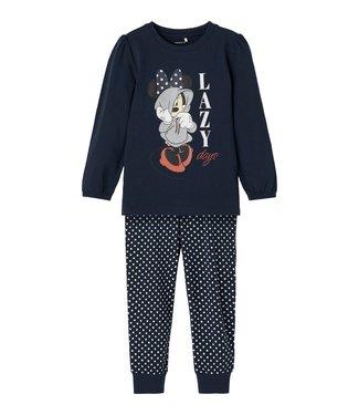 Name it Pyjama Minni Lazy Dark Sapphire