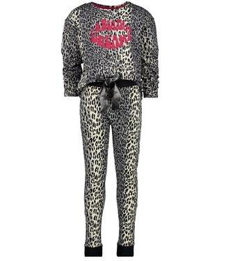 Vingino Pyjama Winsy Deep Black