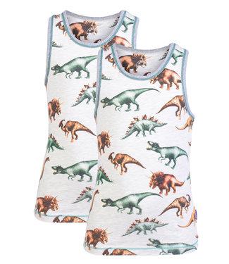 Claesen's Hemdje Dinosaur 2-pack