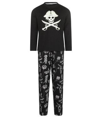 Charlie Choe Pyjama Black Pirate