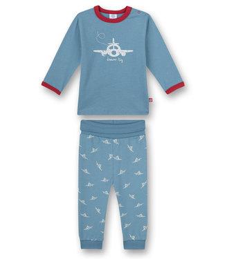 Sanetta Baby pajamas Airplane