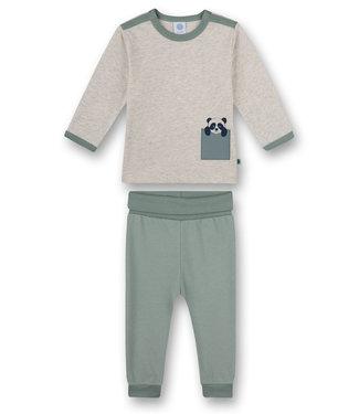 Sanetta Baby pajamas Panda