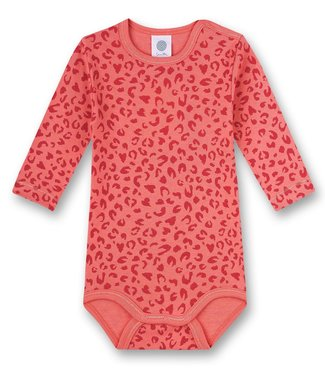 Sanetta Romper suit Red Panther