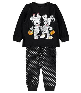 Name it Pyjama Minnie and Mickey Black