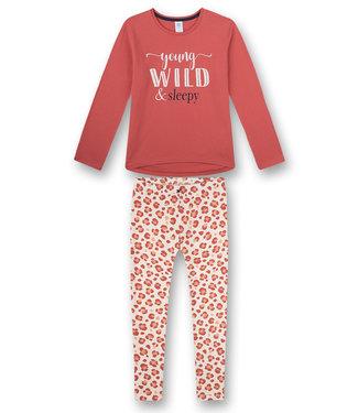 Sanetta Pyjama Wild Panther