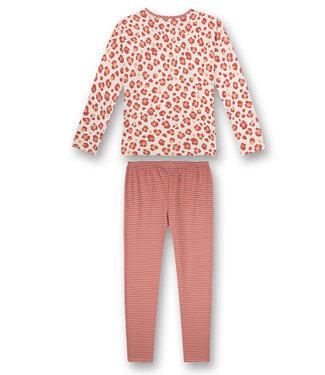 Sanetta Pyjama Panther Stripes