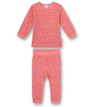 Sanetta Baby pyjama Red Panther