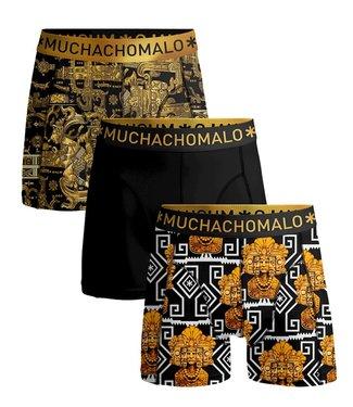 Muchachomalo Boxershort Mayans 3-pack