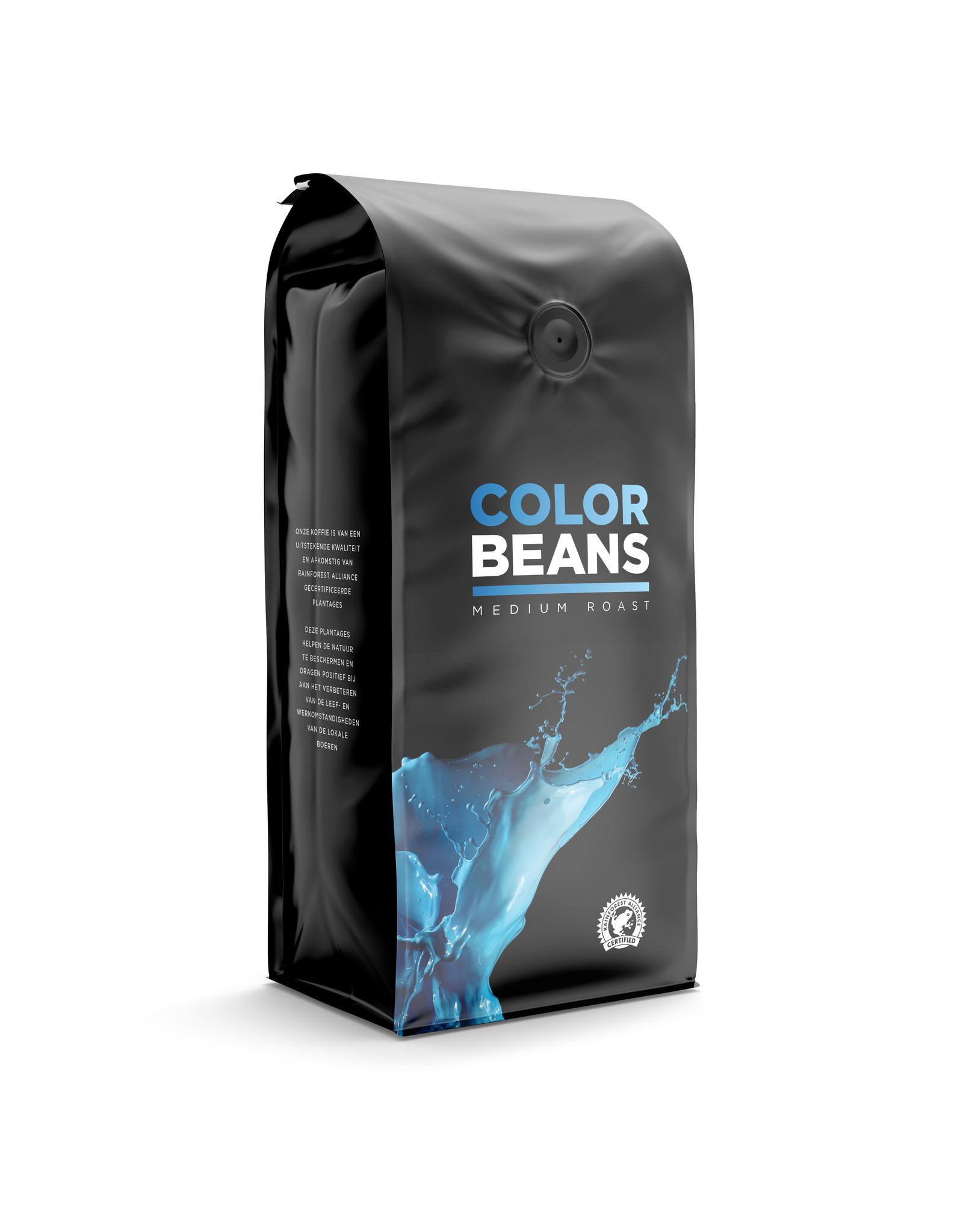 Colorbeans Colorbeans medium roast koffiebonen