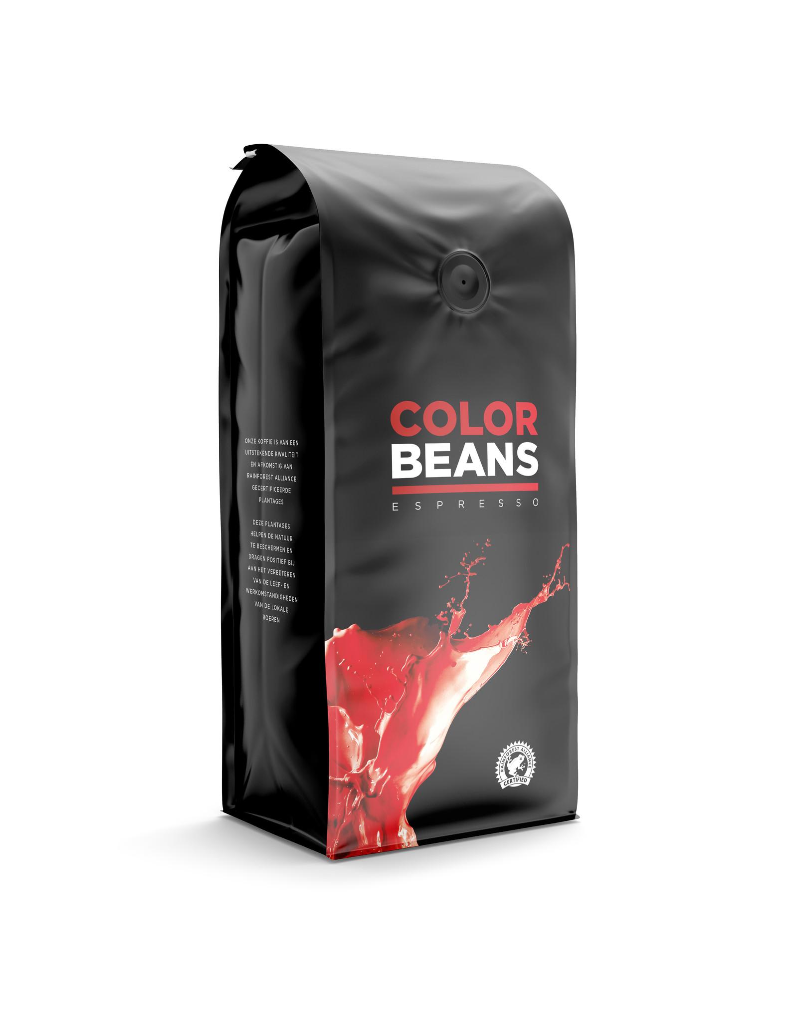 Colorbeans Colorbeans espresso koffiebonen