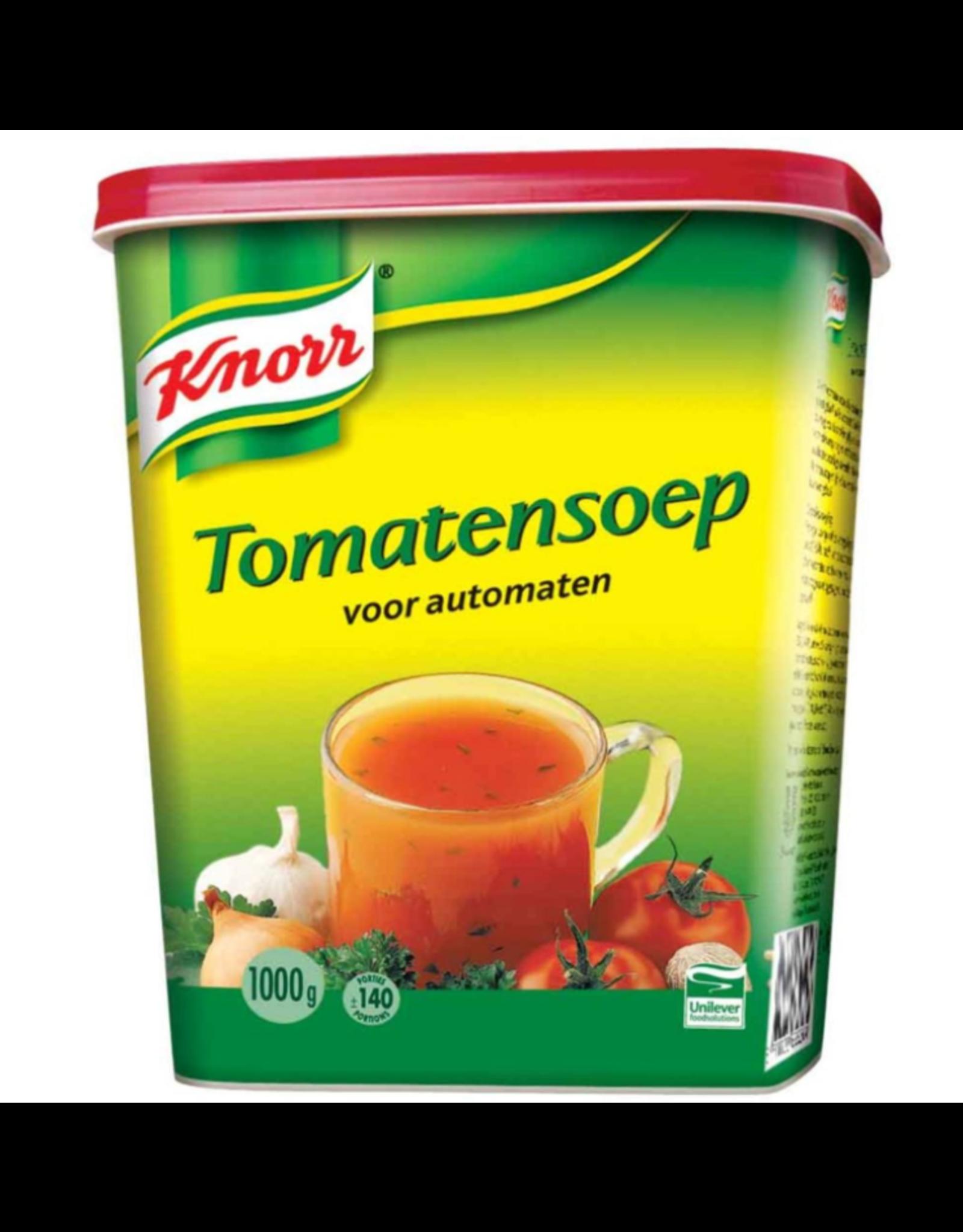 KNORR Automatensoep Tomaat Poeder