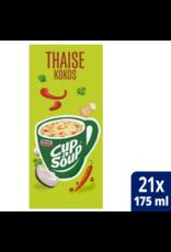 UNOX CUP A SOUP Sachets Thaise Kokos