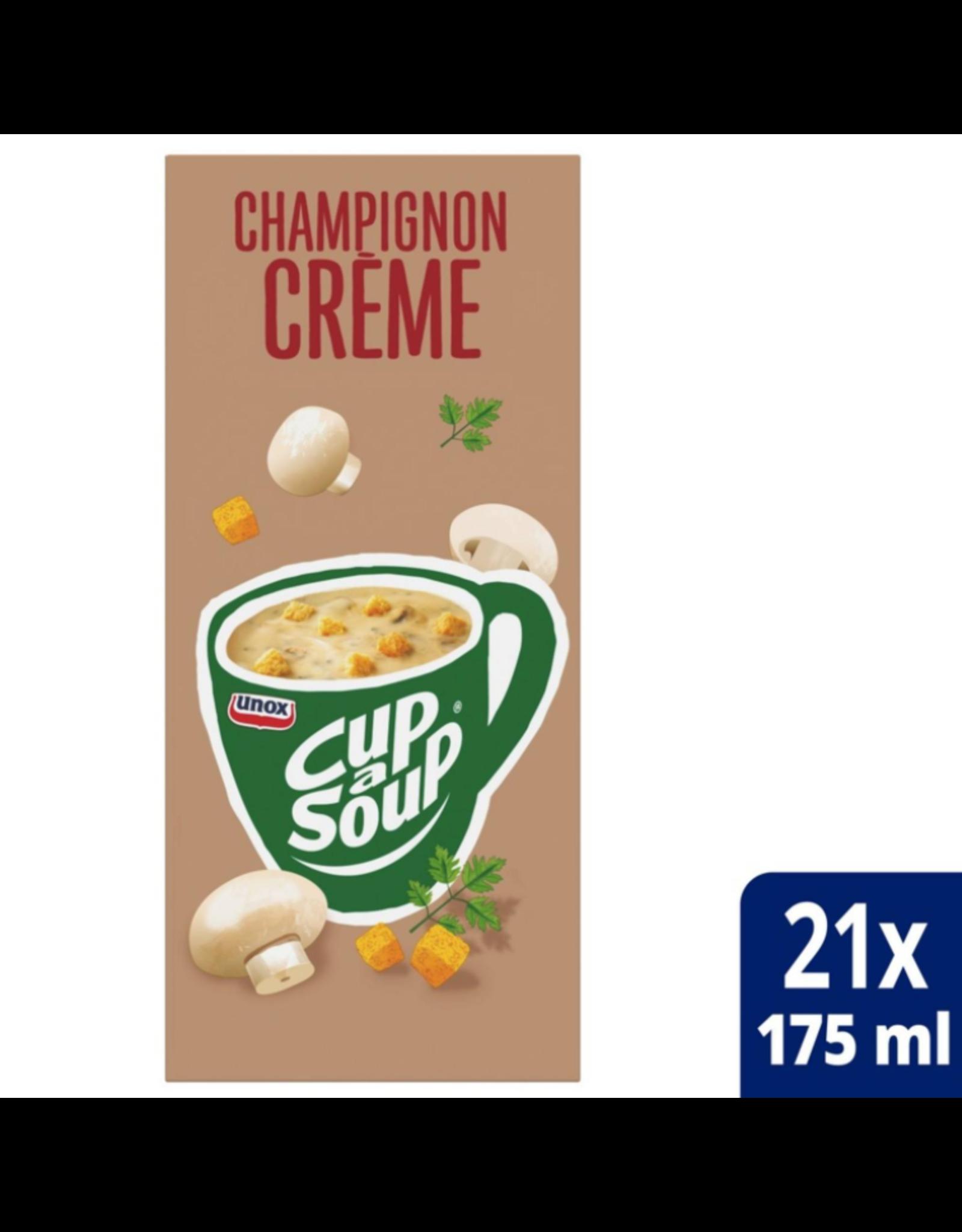 UNOX CUP A SOUP Champignon Creme