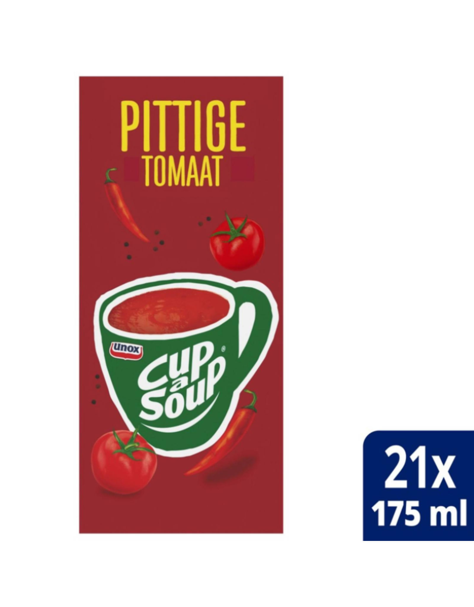 UNOX CUP A SOUP Spicy Tomato