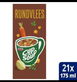 UNOX CUP A SOUP Sachets Rundvlees