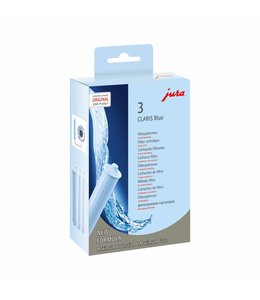 Jura Claris blue waterfilter 3-pack