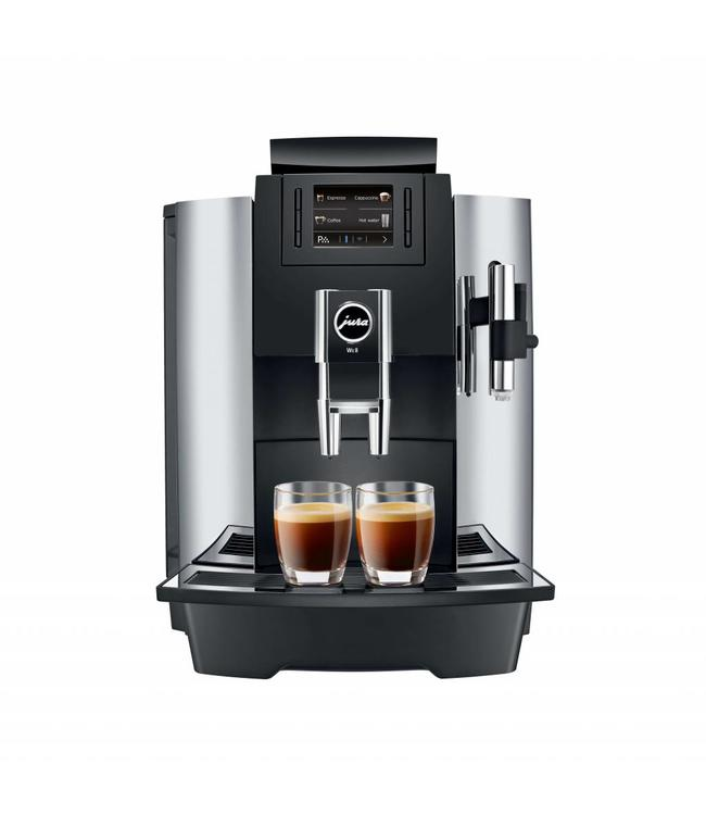 Jura We8 Chroom Professional