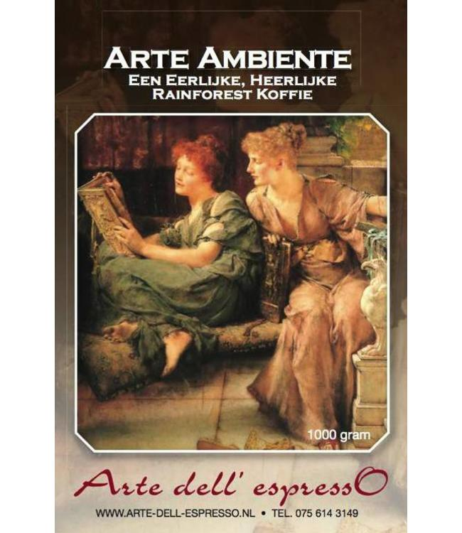 Arte Ambiente Rainforest medium roast
