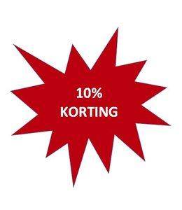 Kortingscode: 'ARTE10%'
