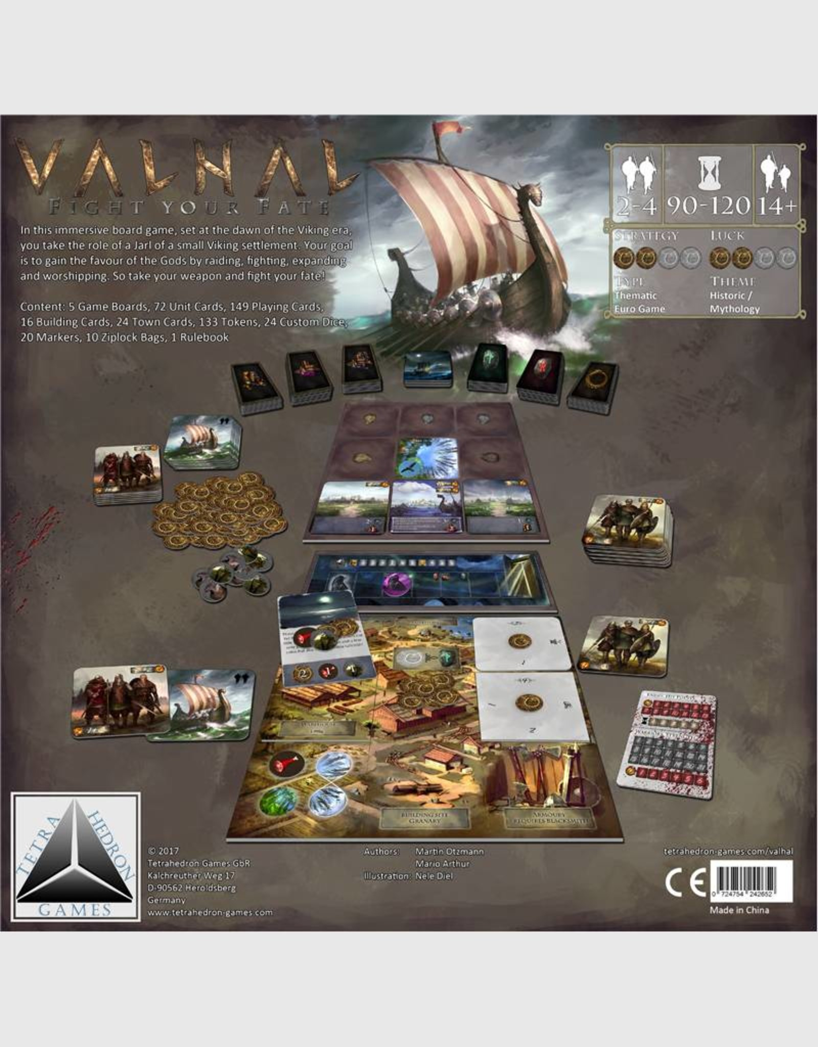Valhal - Fight your Fate