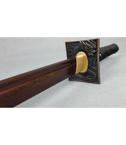 Damascus Ninja sword
