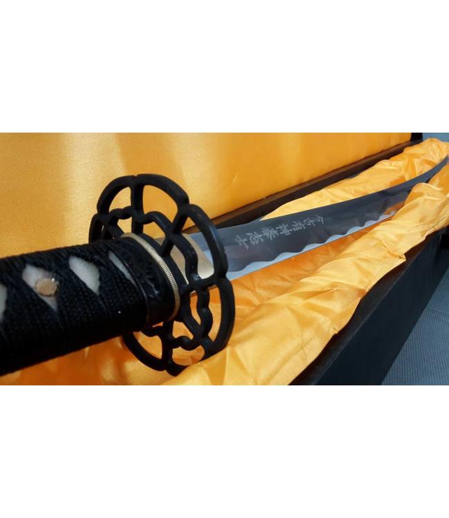 Full tang katana zwaard
