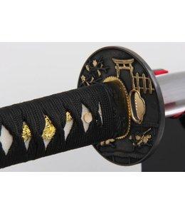 Temple katana samurai sword