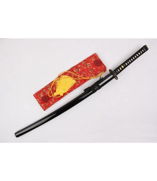 Temple damast katana samurai zwaard -