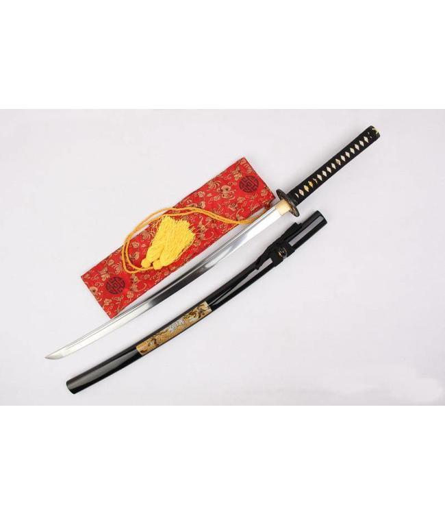 Tijger katana samurai zwaard