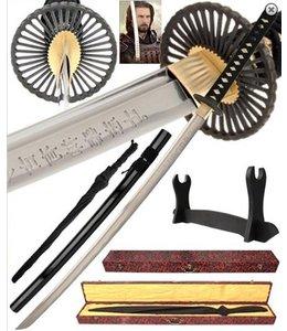 Het zwaard uit de film Last Samurai (battle ready)