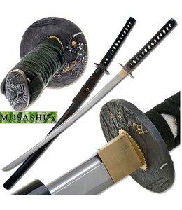 Bushido samurai sword